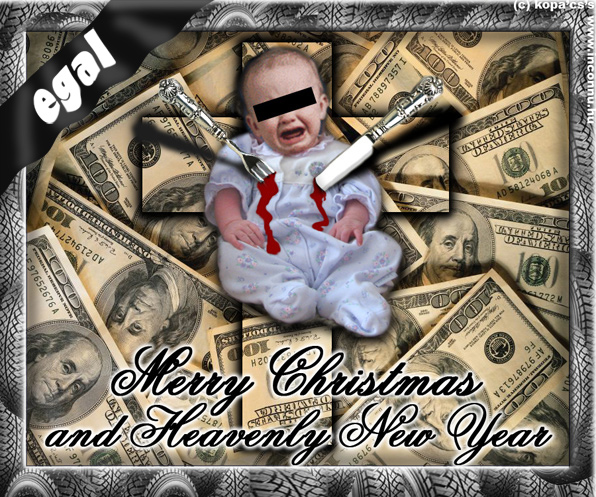 Merry Christmas and Heavenly New Year